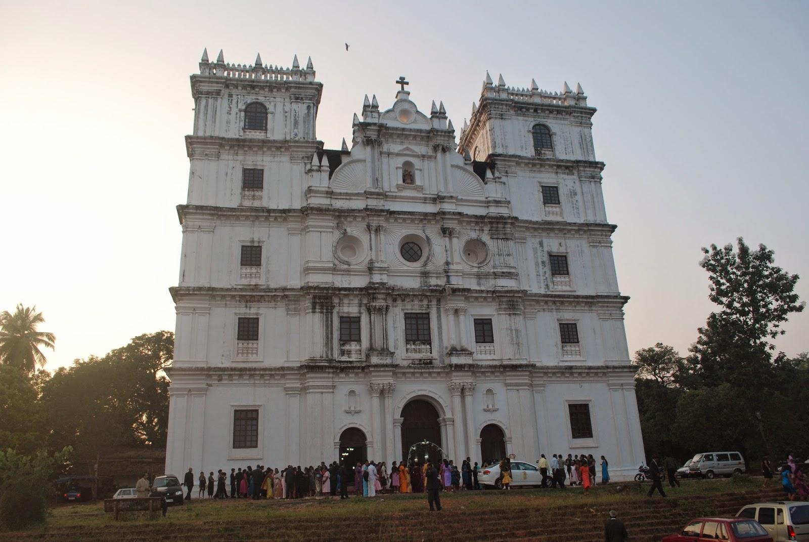 Churches Goa Wikipedia Goa,en.wikipedia.org