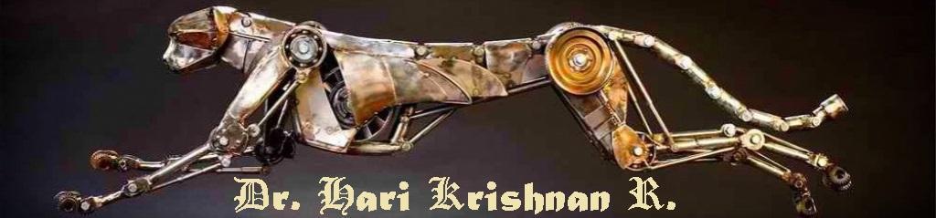 HARI KRISHNAN R.