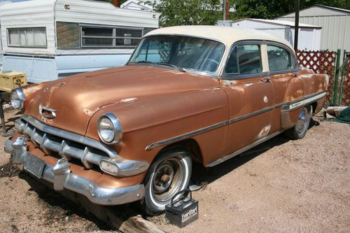 Three Cents Worth The 1954 Chevy Bel Air