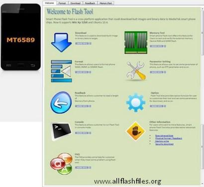 Smartphone Flash Tool Software Latest v5.1528.00