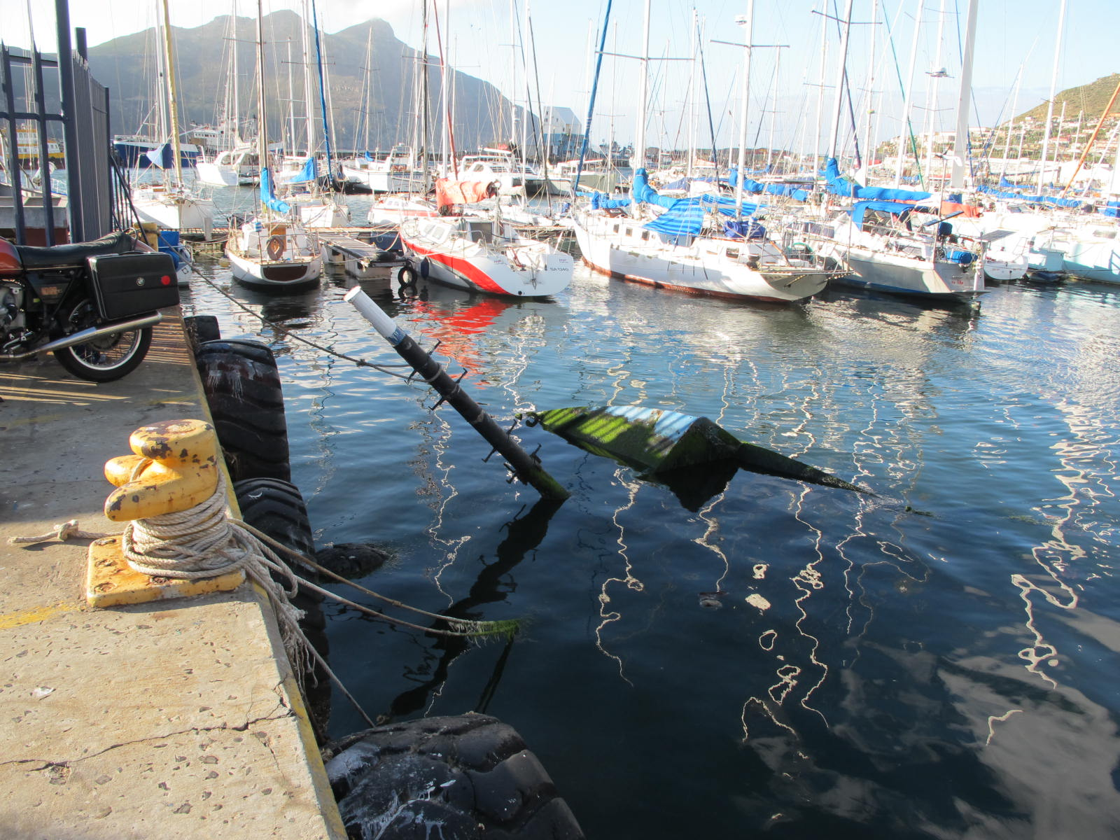 how to build a mooring