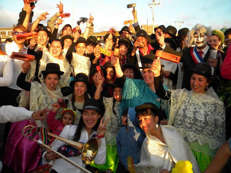 Carnaval por la Tierra 2001