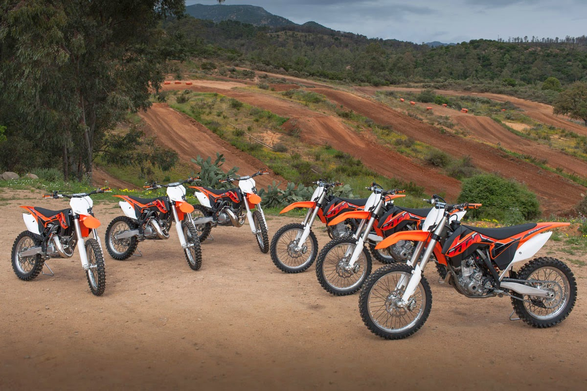 KTM 125 SX Race Used  Motrcycles