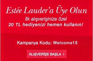 Estee Lauder kupon kodu