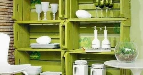 C mo decorar el hogar con materiales reciclados for Decoracion en madera para el hogar