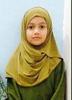 3rd: Nur Dina Danisha