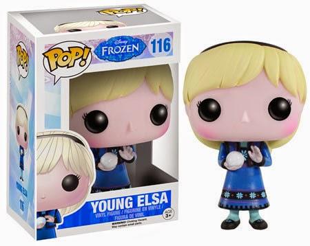 Funko Pop! Young Elsa