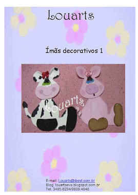 ímãs decorativos 1