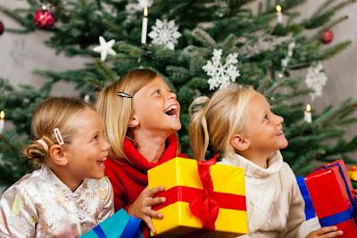 Конкурсы на новый год, игры, развлечения для детей