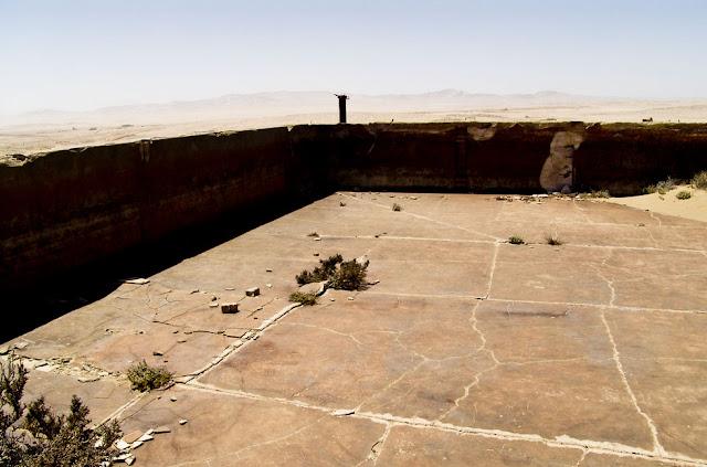 Kolmanskop Luderitz Namibia