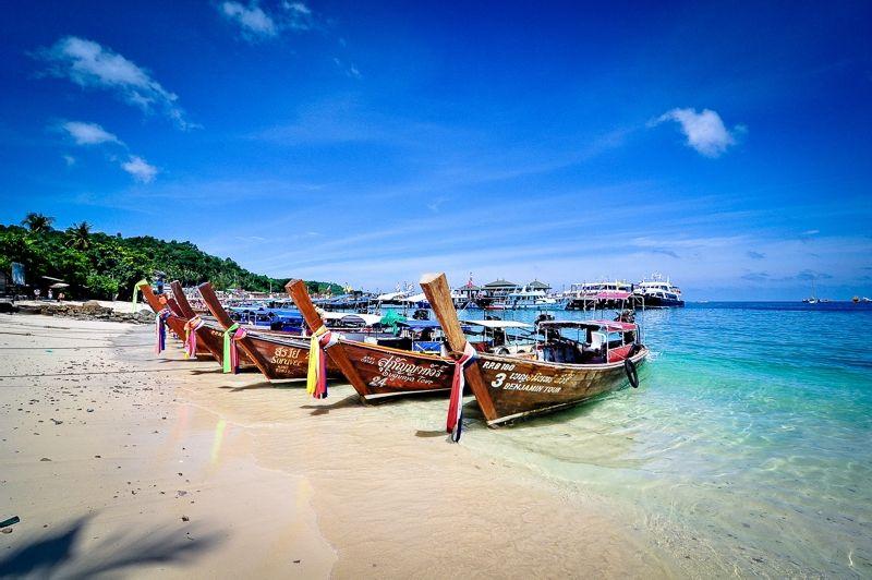 Phuket Thailand Phi-Phi