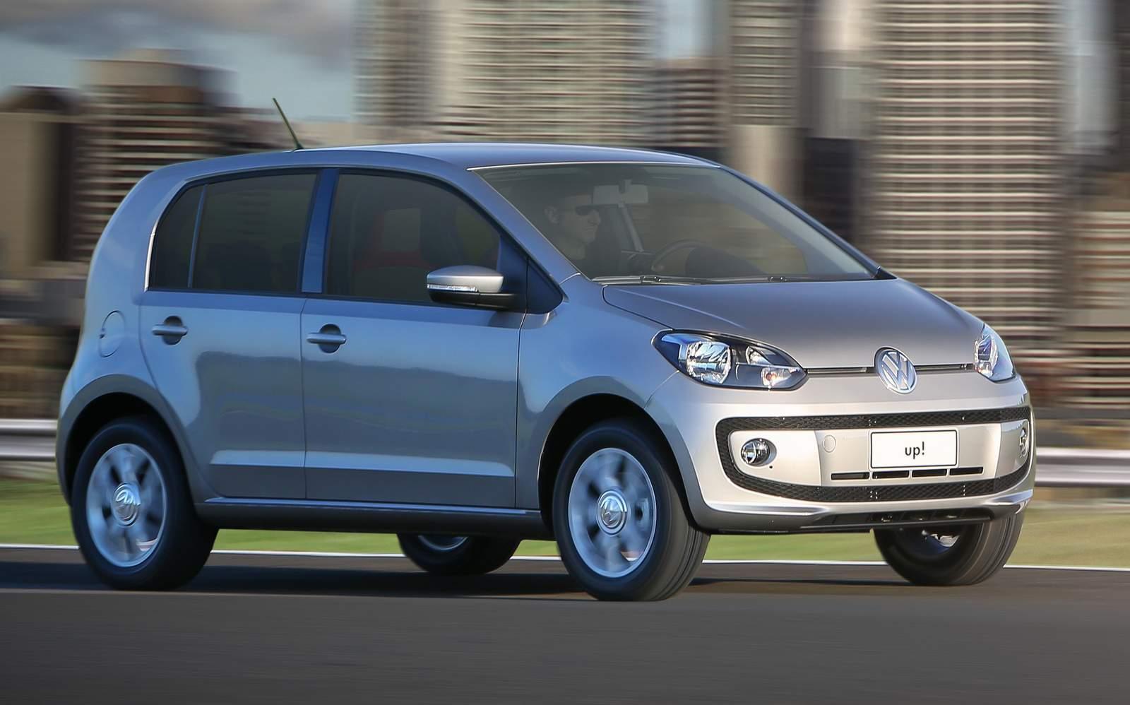 Volkswagen up! Automático