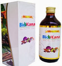 "BioKana  ""Miracle Formula Herbal + Probiotic"""