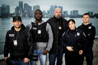 The cast of TNT's new show 'Boston's Finest'