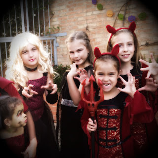 Fiesta temática: Halloween en Sevilla