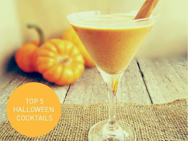 Top 5 Halloween Cocktails
