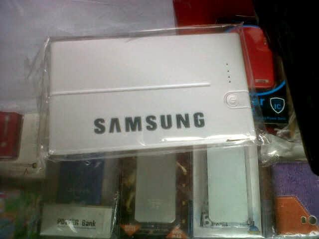 Power bank dan Samsung super king copy / replika