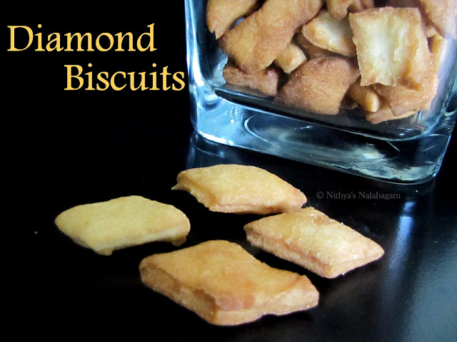 Diamond biscuits