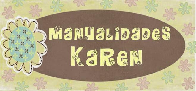 Manualidades Karen
