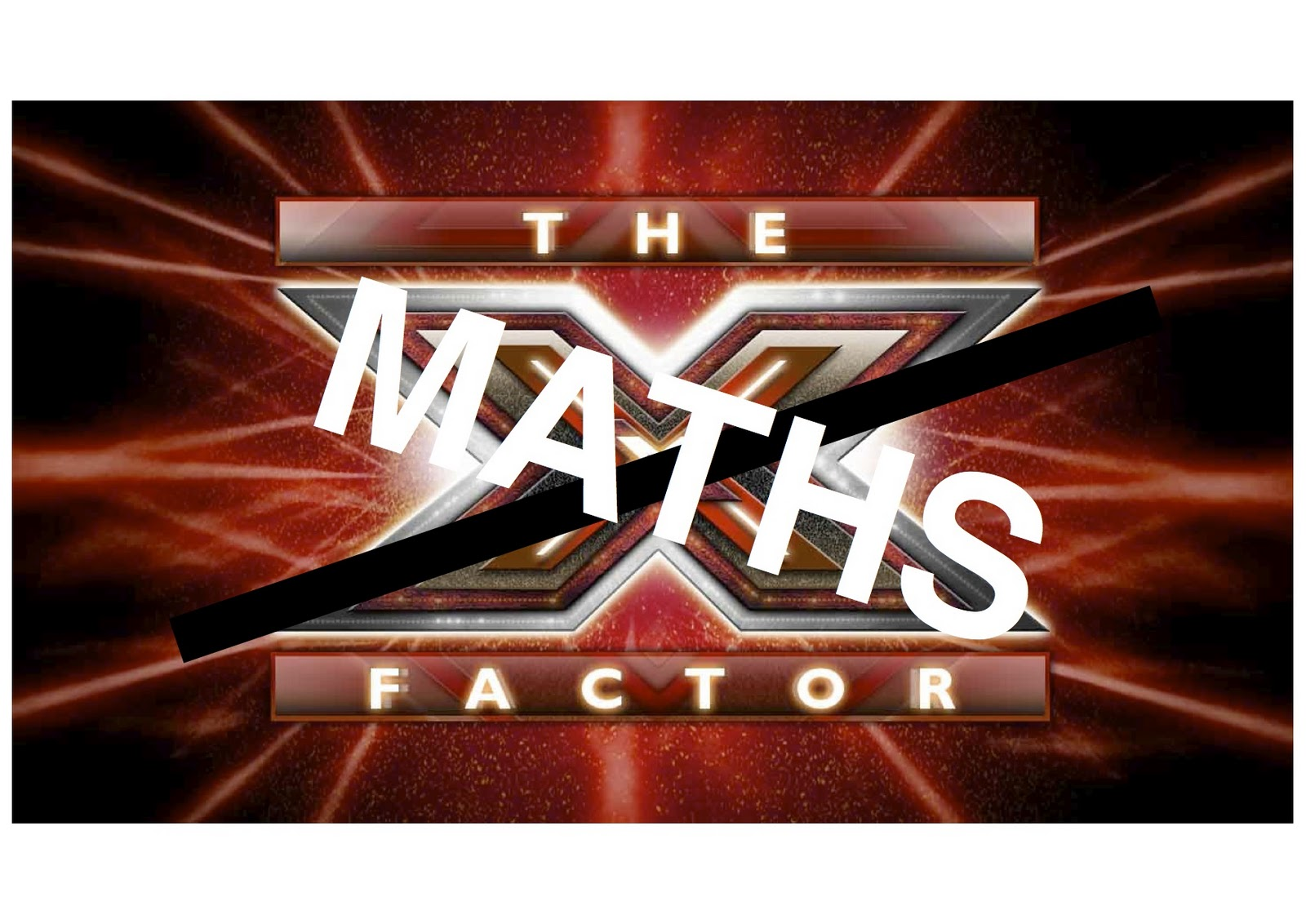 ALL- Have you got the Maths Factor? | Mr Emeny\'s Maths Blog