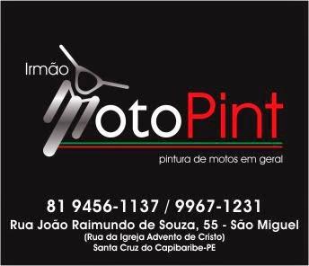 IRMÃO MOTO PINT