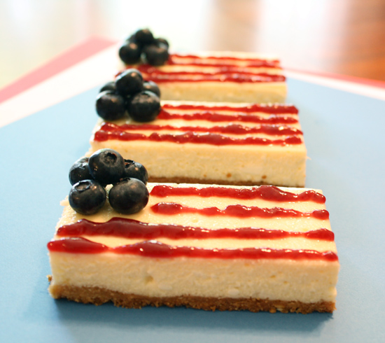 recipe: american flag cheesecake recipe [30]