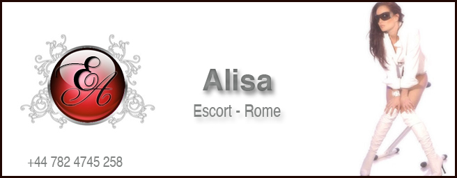 Alisa High Class Escort Rome