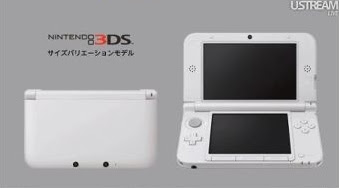 NIntendo 3DS XL LL