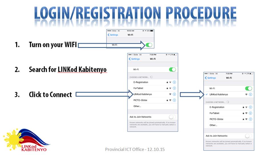 Free WiFi Cavite
