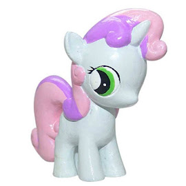 MLP Chocolate Egg Figure Sweetie Belle Figure by Chimos