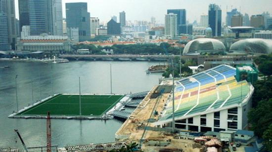 the world coolest sport stadiums
