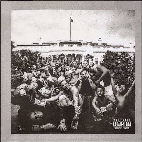 Kendrick Lamar, To Pimp a Butterfly, album cover