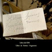 LIBRO DE OMMaría Laura Maestri (copyright, 2012) (libro del om ab)