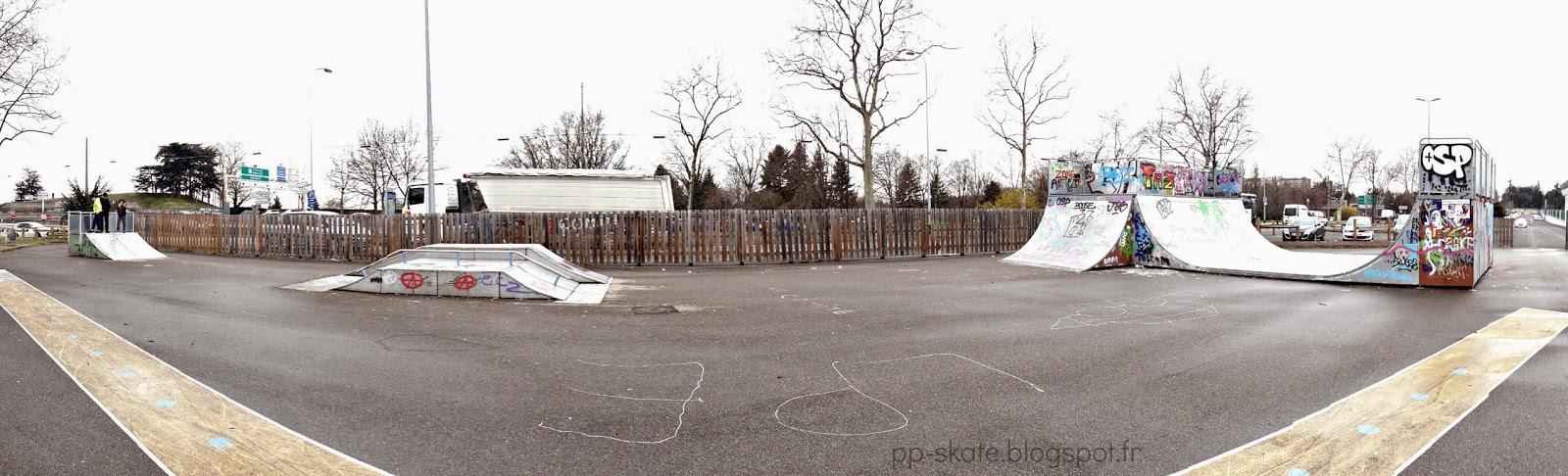 Skatepark Bron 69