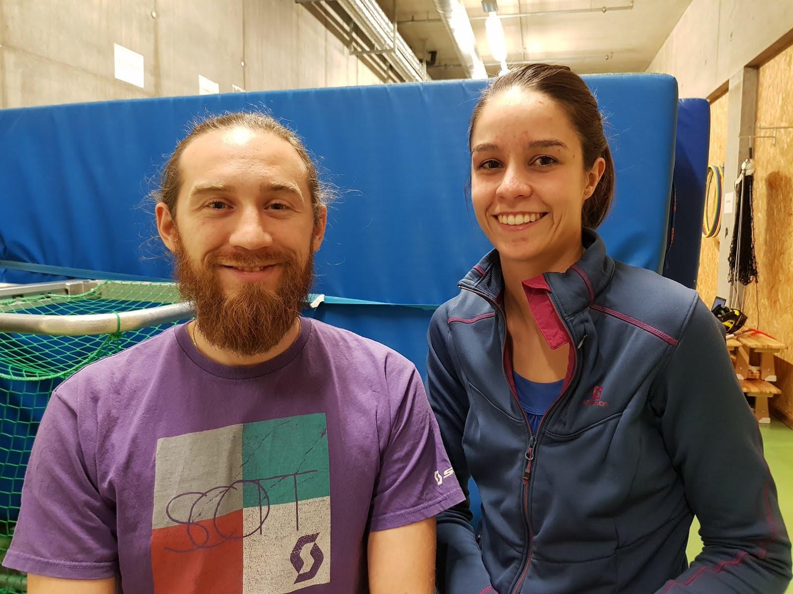 Matthias und Diana