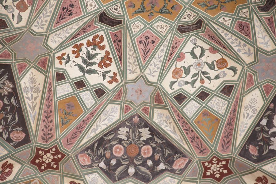 Jaipur-Amer-Fort-Ceiling