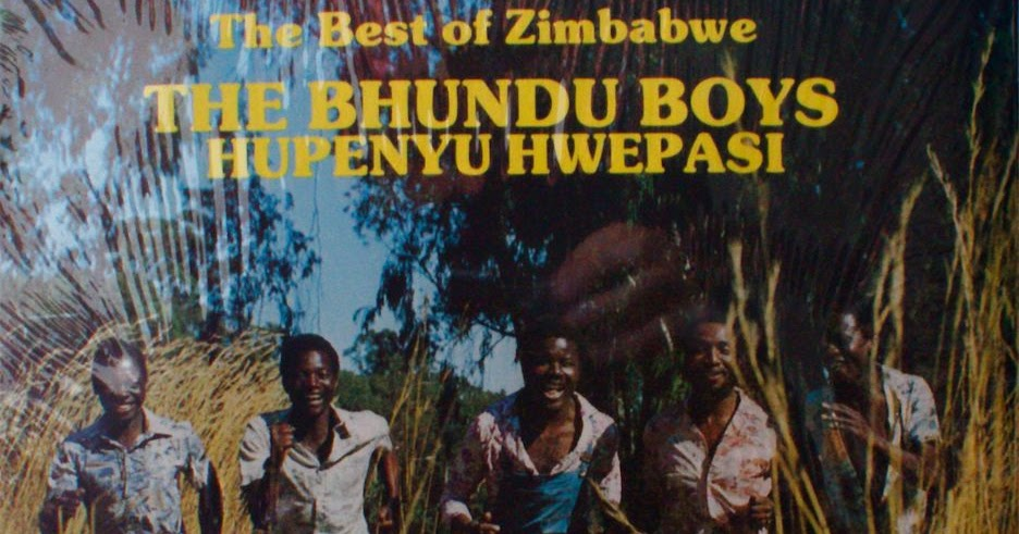 Bhundu Boys The Shed Sessions