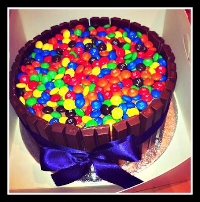 torta m&m (clicca e condividi)