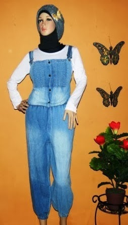 Jumpsuit Overall Jeans