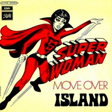 Island - Move Over / Super Woman