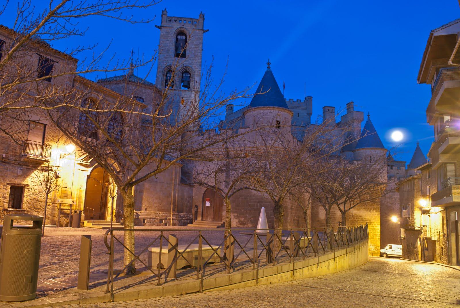 Fototuristeando castillos de ensue o ii olite for Oficina turismo olite