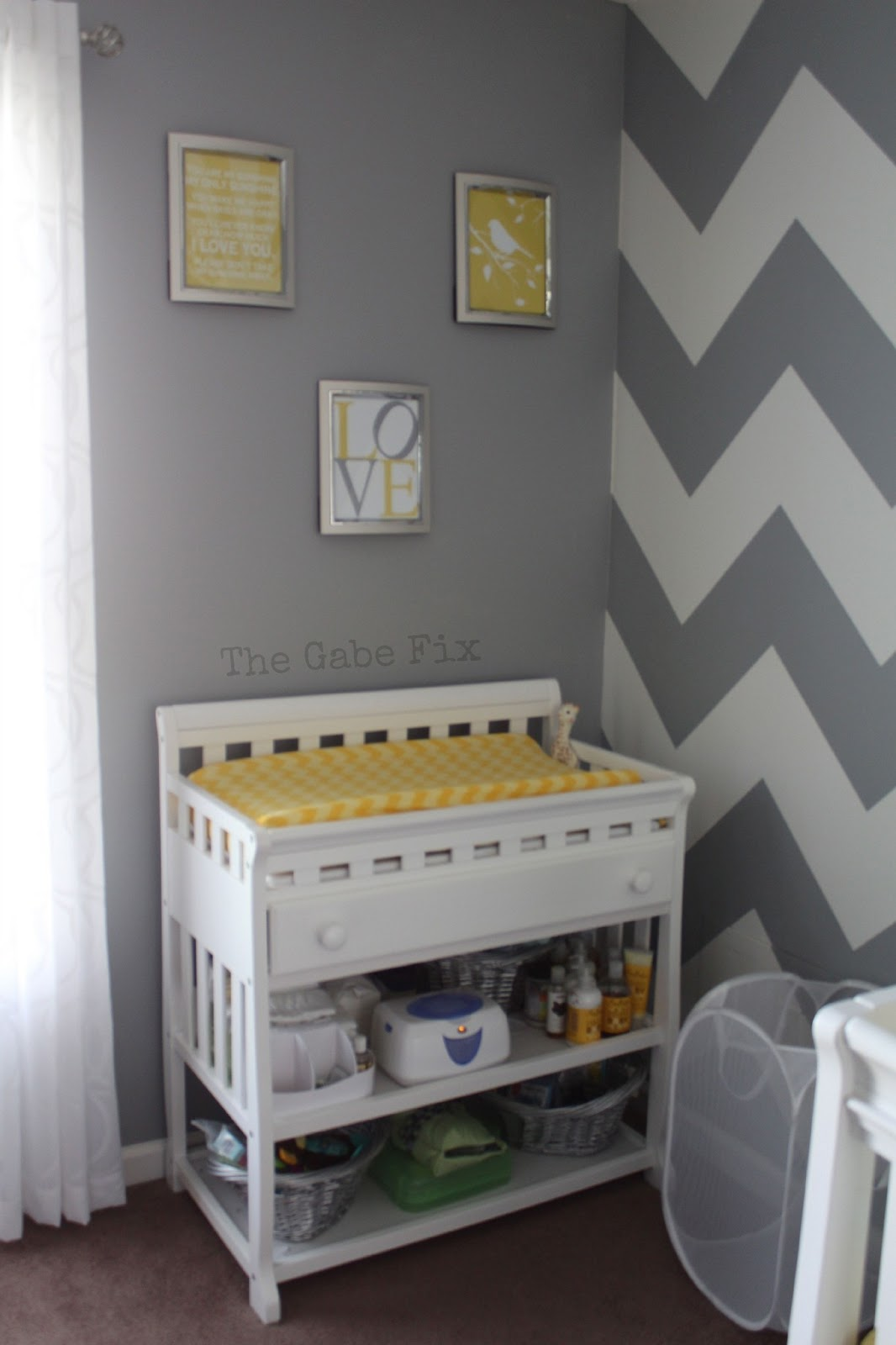 Spectacular Baby Chad us Nursery