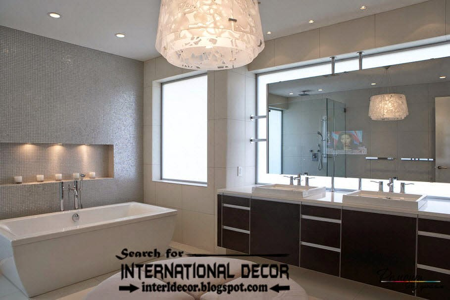 Bathroom Designer Lighting this contemporary bathroom lights and lighting ideas read now