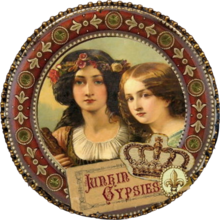 ~Junkin Gypsies Button~