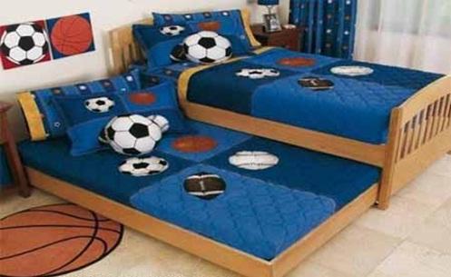 Decora y disena varios dise os de camas para ni os for Camas para chicos