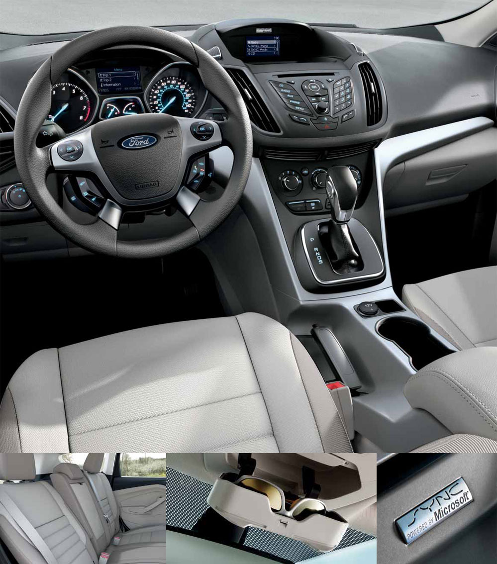 Ford Escape Fuel Economy 2017 2018 2019 Ford Price Release Date Reviews