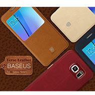 เคส-Note-5-เคส-โน๊ต-5-รุ่น-เคสฝาพับ-Note-5-สไตล์-Retro-ของแท้จาก-Baseus