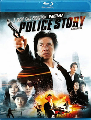 Free Download New Police Story 2004 Dual Audio BluRay 720p