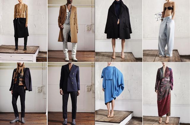 Maison Martin Margiela for H&M #5 _lookbook preview