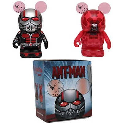 Marvel's Ant-Man Movie Vinylmation Eachez Vinyl Figures by Disney